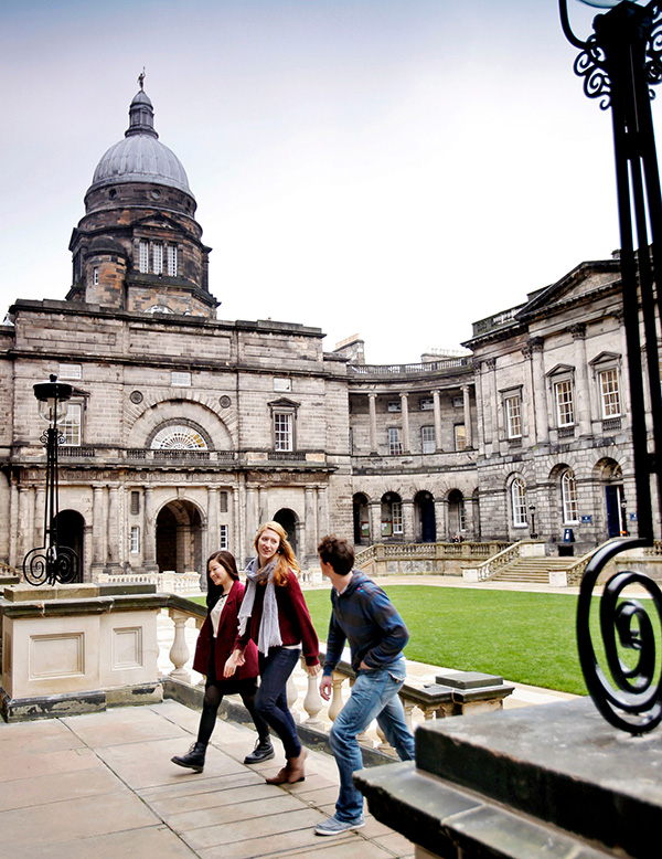 Study with us - University of Edinburgh