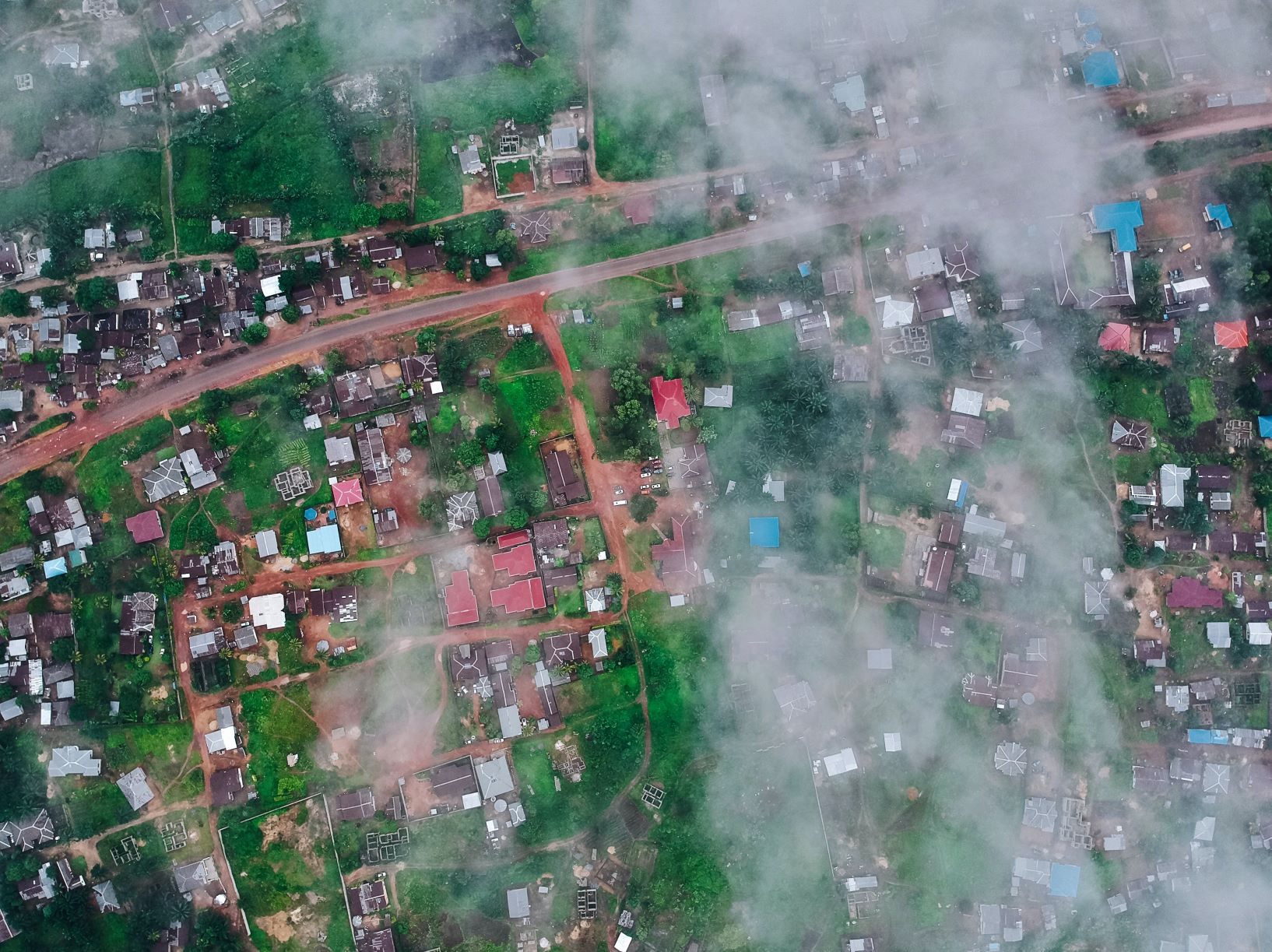 Bo Sierra Leone aerial_small